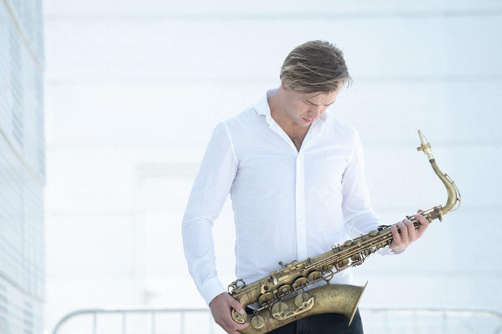 Marius Neset (pressefoto)