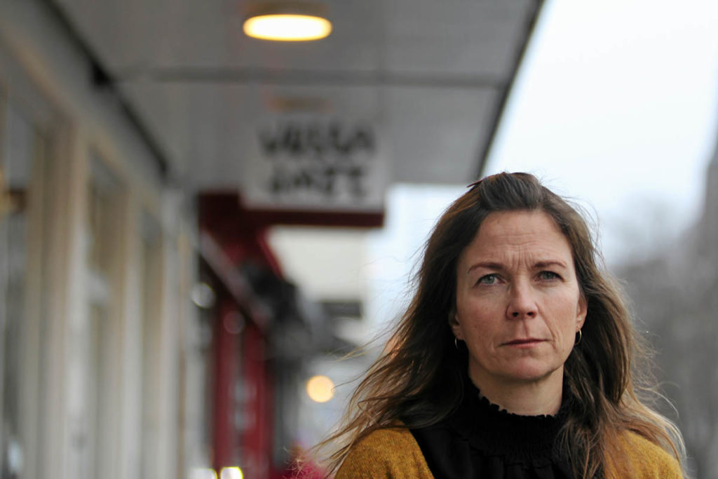Trude Storheim, dagleg leiar Vossa Jazz. Foto: Lars Olve Hesjedal/Avisa Hordaland