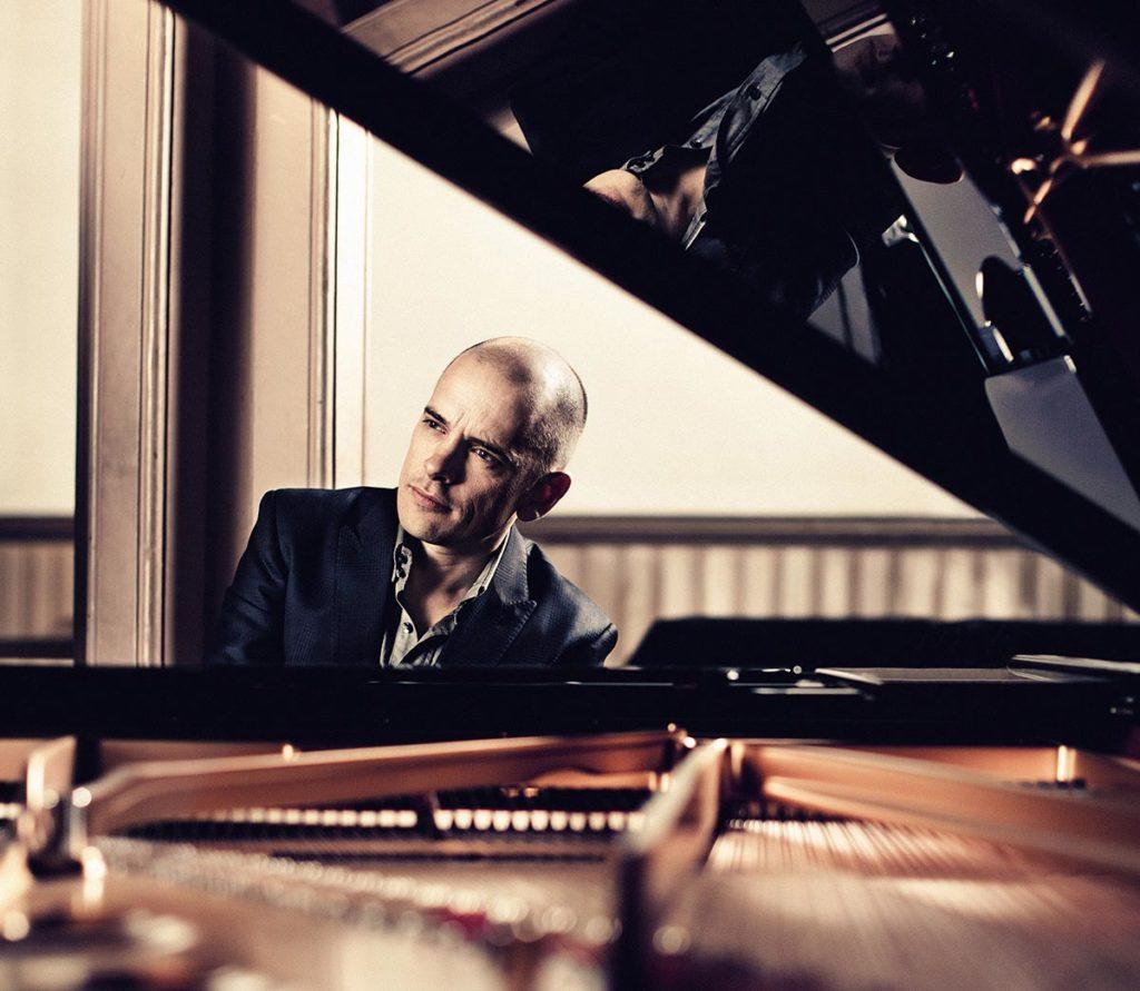 Konserten med Tord Gustavsen på Nasjonal jazzscene er flyttet til 5. september. Foto:  Hans Fredrik Asbjørnsen