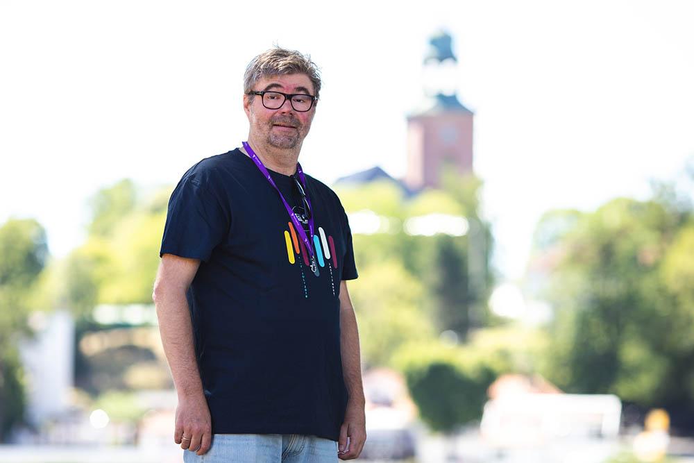 Kai Gustavsen. Foto: Thomas Hegna/Kongsberg Jazzfestival
