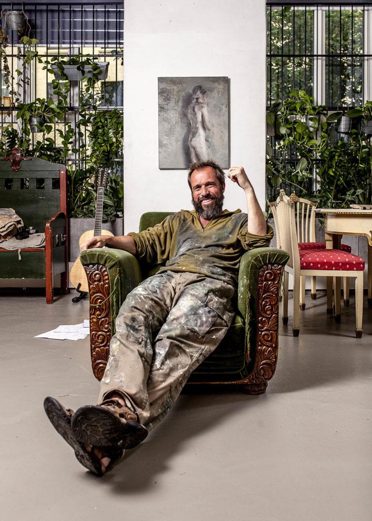 Lars Elling. Foto: Niklas Lello