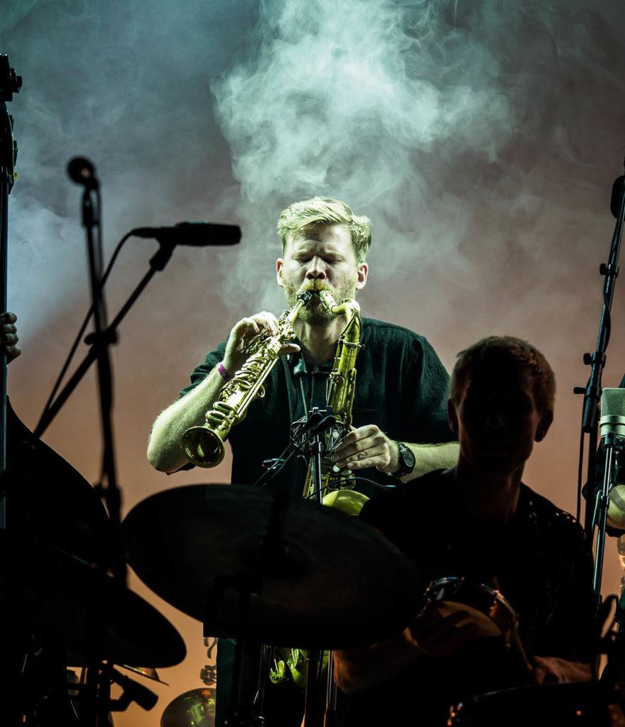 André Roligheten under Moldejazz i fjor. Foto: Thor Egil Leirtrø/thoregilphoto.com