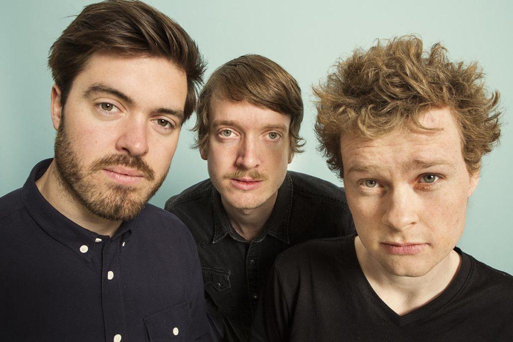 Kjetil Mulelid, Andreas Winther og Bjørn Marius Hegge. Foto: Leikny Havik Skjærseth