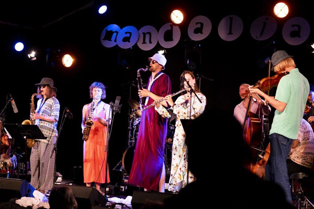 Andreas Røysum Ensemble. Foto: Jens Westbye/Mandaljazz