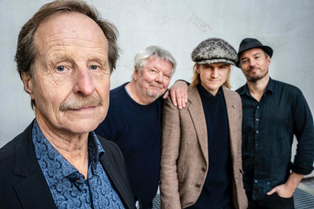 Kjartan Fløgstad Band åpner Maijazz 5. oktober. Foto: Hans A. Vedlog