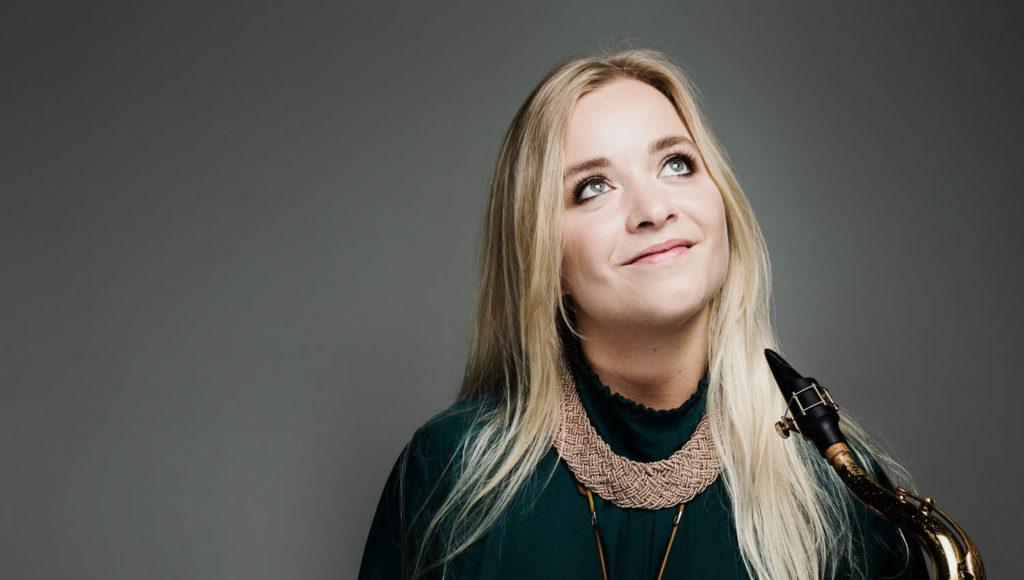 Cecilie Grundt kommer til Ad Lib Jazzklubb 19. september. Foto: Torgeir Melhuus