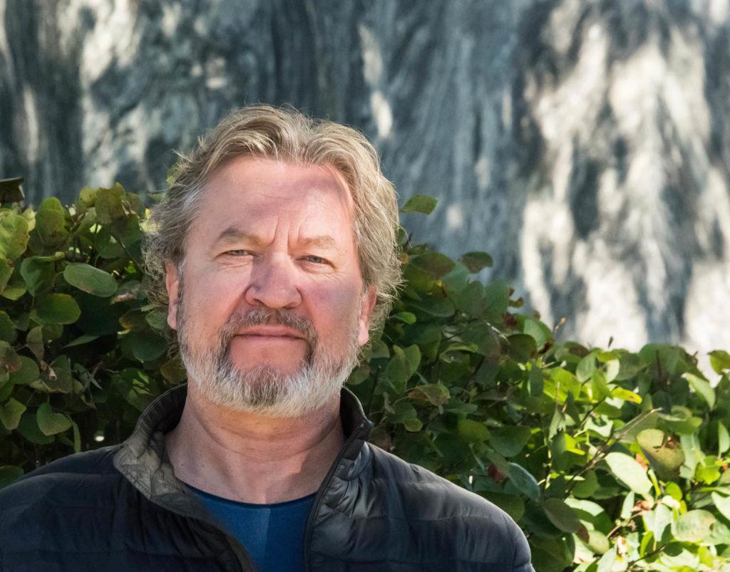 PROAKTIV:  Nils Petter Molvær runder 60 år med to konserter på selve dagen og to til dagen etter. Ordet «førtidspensjonering» inngår ikke i jubilantens arbeidsvokabular. Foto: Terje Mosnes
