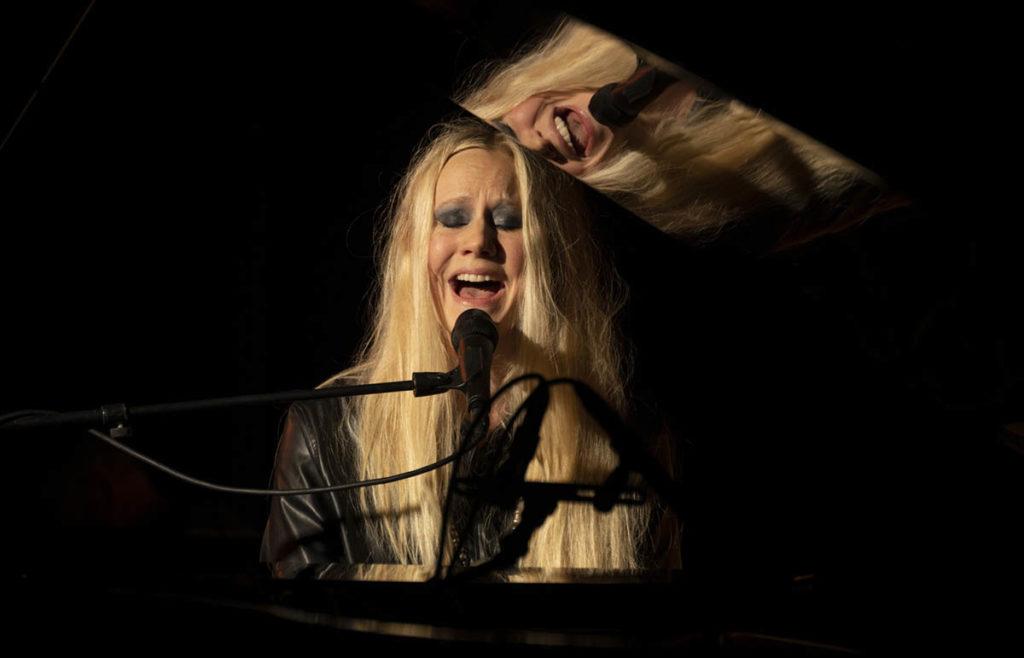 Susanna på Punkt-festivalen i september. Foto: Alf Solbakken/Punkt