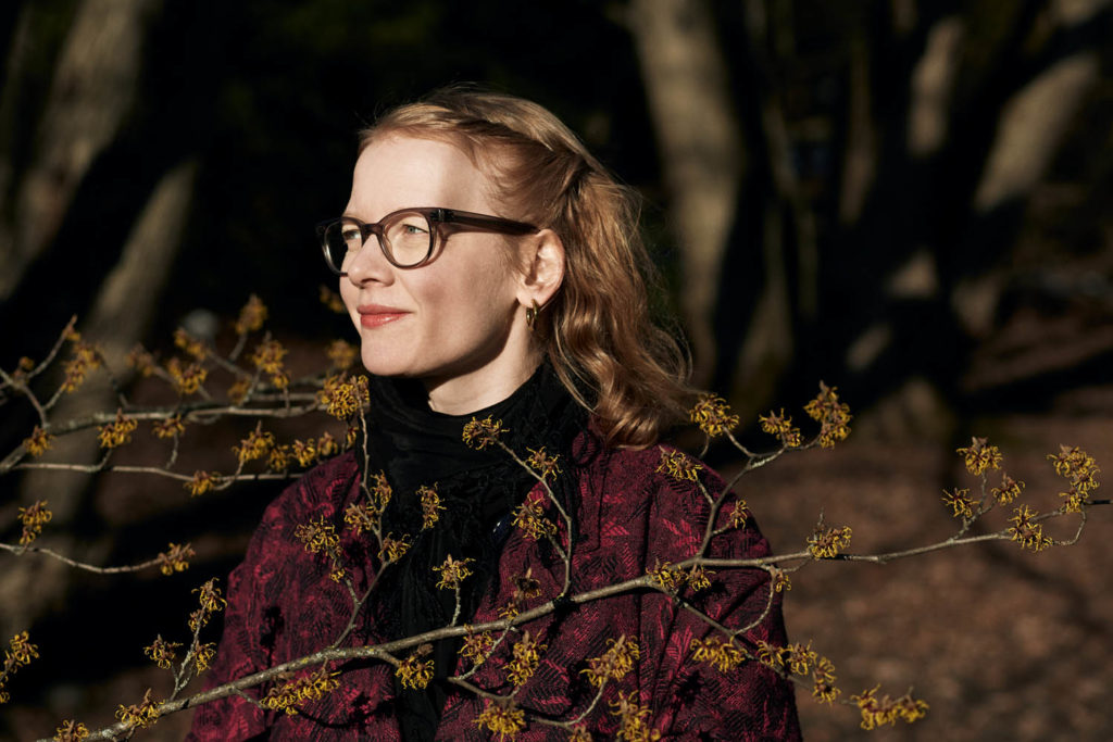 Kristine Tjøgersen. Foto: Frederic Boudin