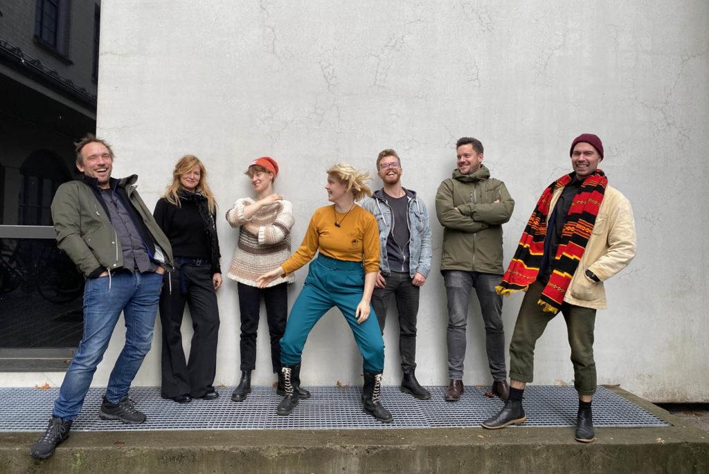 Moldejazz lover dansefest når Paal Nilssen-Love kommer med sitt forrykende band Circus til festivalen i juli. (pressefoto)