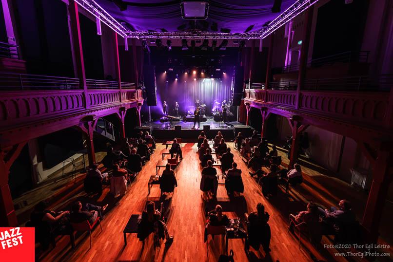 Chris Holsten. Foto: Thor Egil Leirtrø/Jazzfest