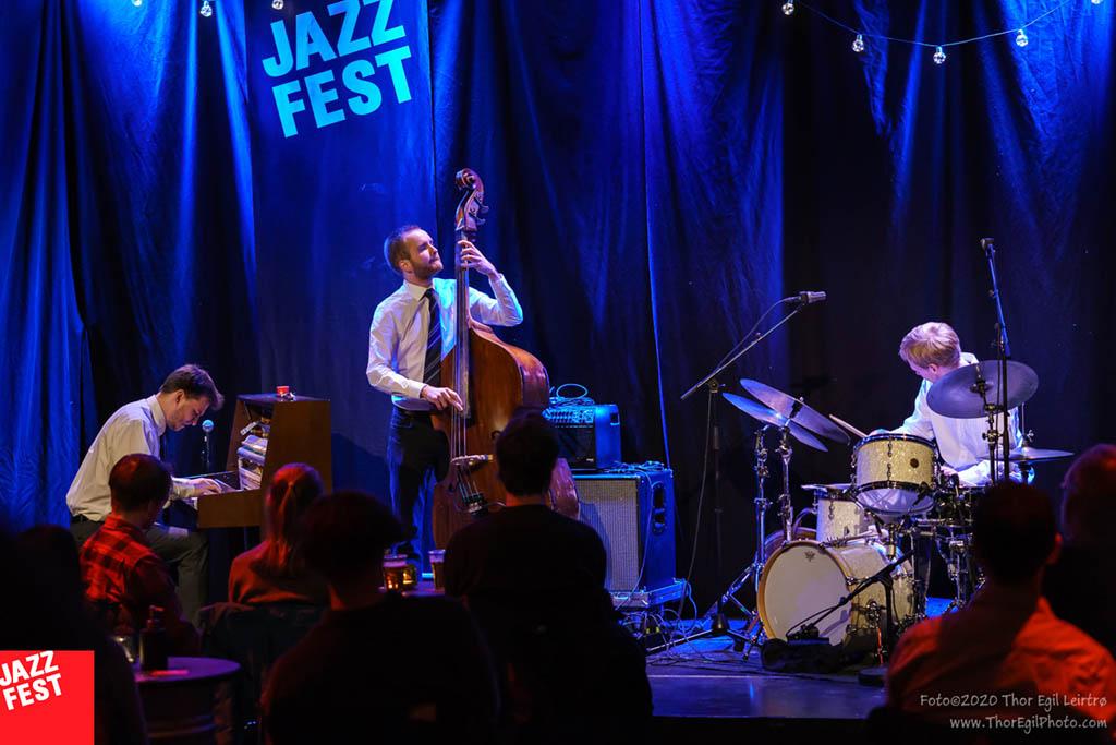 Philip Granly Trio. Foto: Thor Egil Leirtrø/Jazzfest