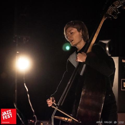 Jordan Sand. Foto: Arne Hauge/Jazzfest
