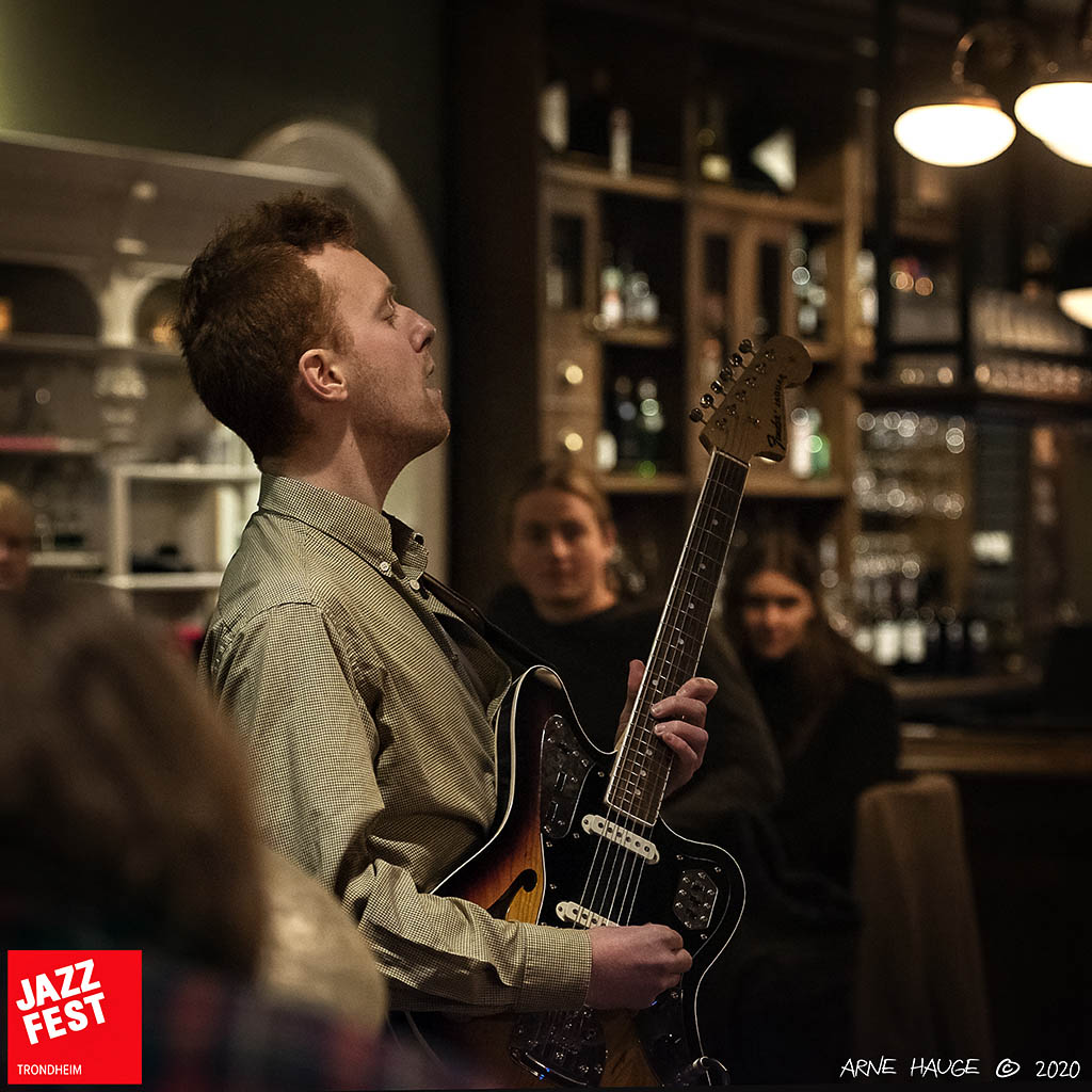 Peders Hode. Foto: Arne Hauge/Jazzfest