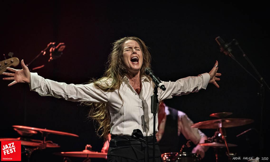 Rebekka Bakken. Foto: Arne Hauge/Jazzfest