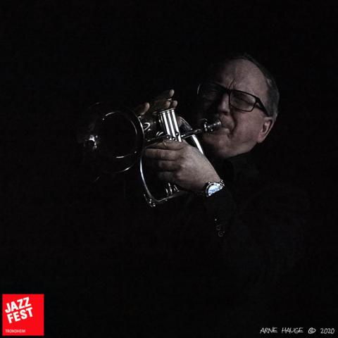 Jan Magne Førde. Foto: Arne Hauge/Jazzfest