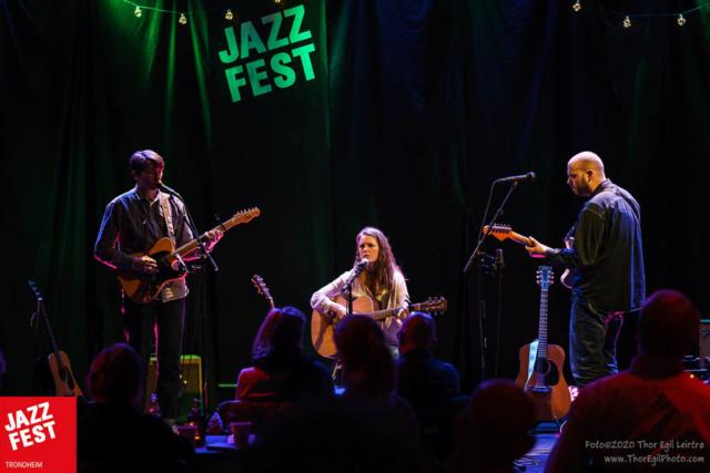 Maria Norseth Garli. Foto: Thor Egil Leirtrø/Jazzfest