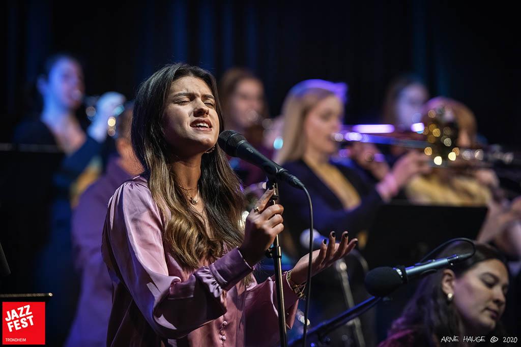 Starlight Big Band. Foto: Arne Hauge/Jazzfest