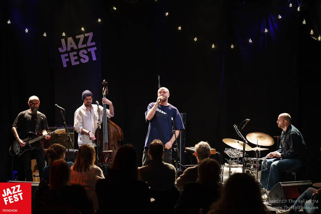 Trond Wiger. Foto: Thor Egil Leirtrø/Jazzfest