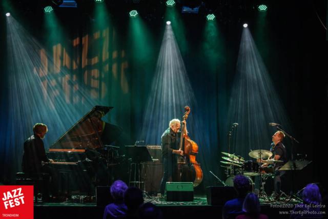 Arild Andersen Trio. Foto: Thor Egil Leirtrø/Jazzfest