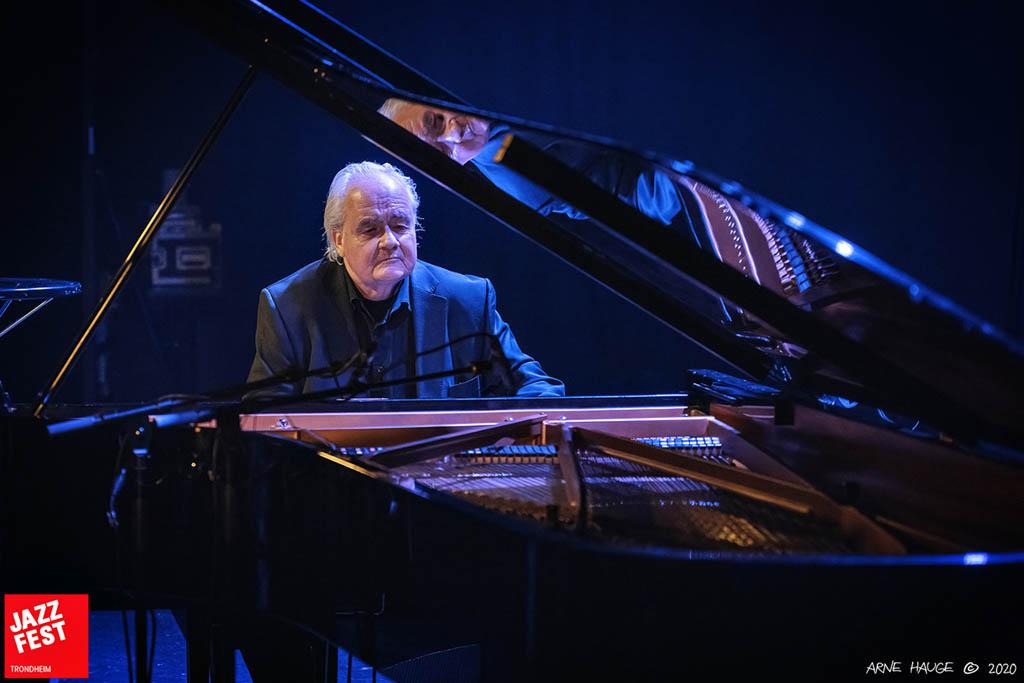 Ketil Bjørnstad. Foto: Arne Hauge
