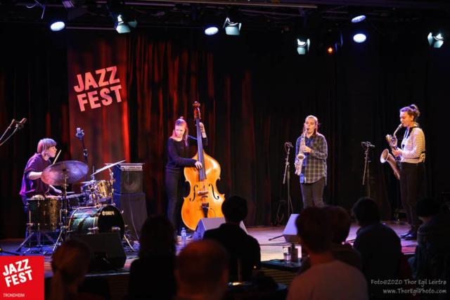 Jazzintro 2020: Skurkar. Foto: Thor Egil Leirtrø/Jazzfest