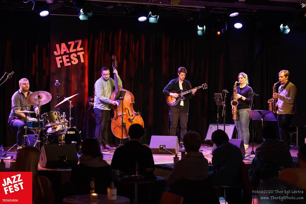 Jazzintro 2020: Front!Front. Foto: Thor Egil Leirtrø/Jazzfest