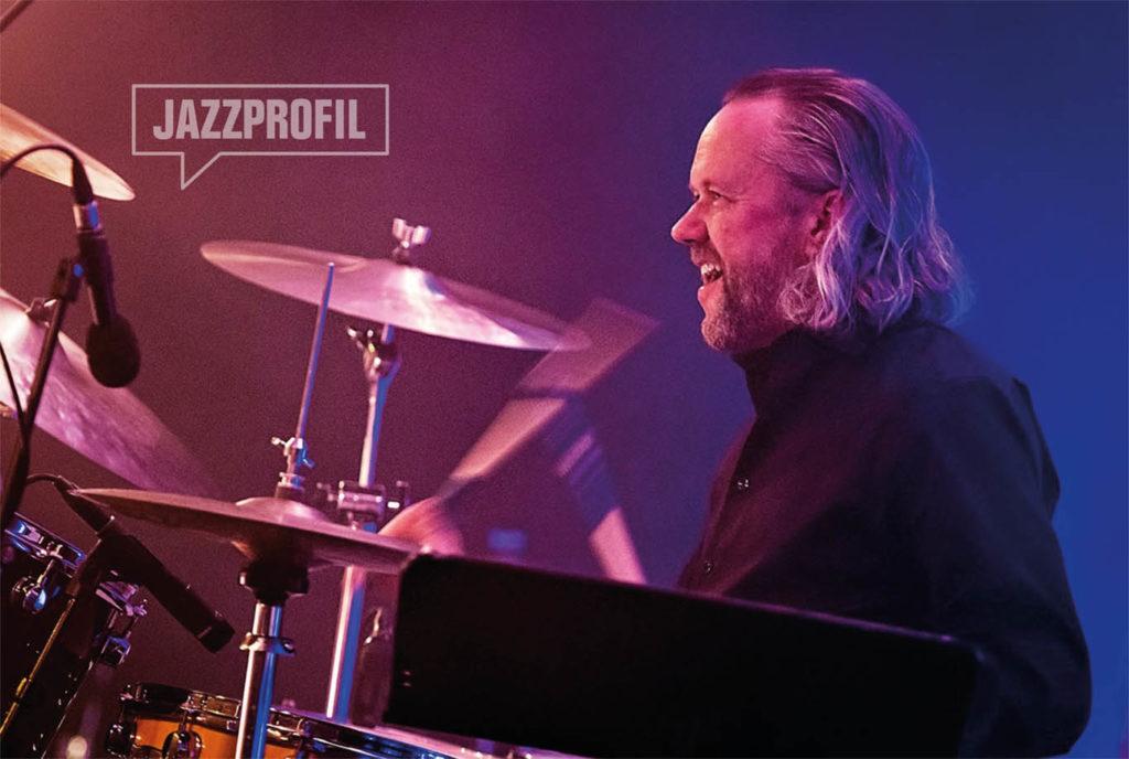 Festivalsjef i Jazzfest og musiker, Ernst Wiggo Sandbakk. Foto: Arne Hauge