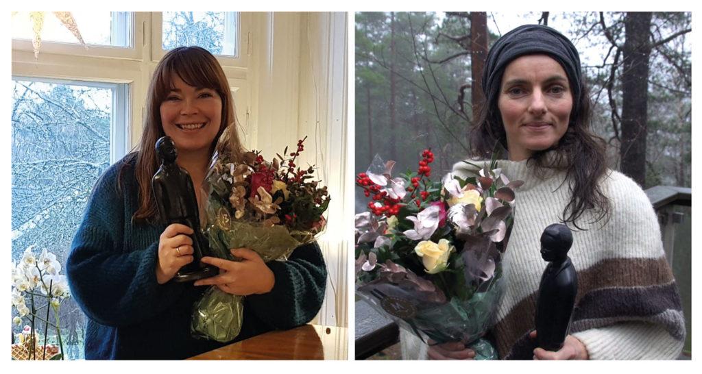 Buddy-priser 2020 til Solveig Slettahjell og Maja Solveig Kjelstrup Ratkje.