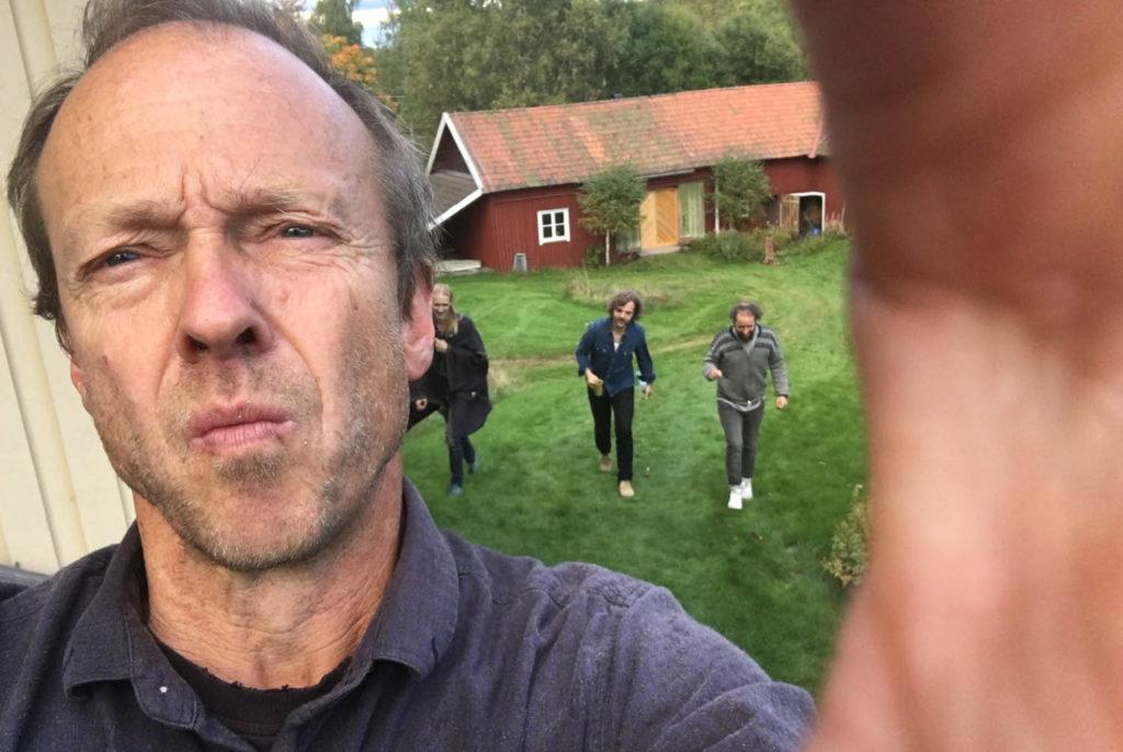 Nåla i høystakken: Bjørn Klakegg og resten av hans Needlepoint er verd å lete etter. Gode vibber!
