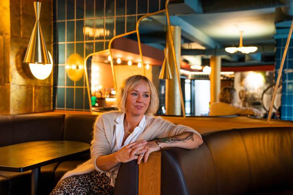 Mariann Bjørnelv. Foto: Fredrik Refvem/Aftenbladet
