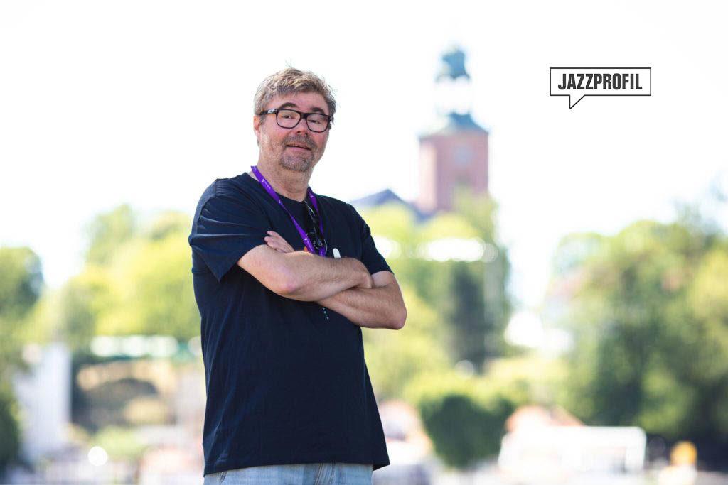 Kai Gustavsen, her fra tiden i Kongsberg Jazzfestival, er ny sjef for Bærum Kulturhus. Foto: Kongsberg Jazzfestival