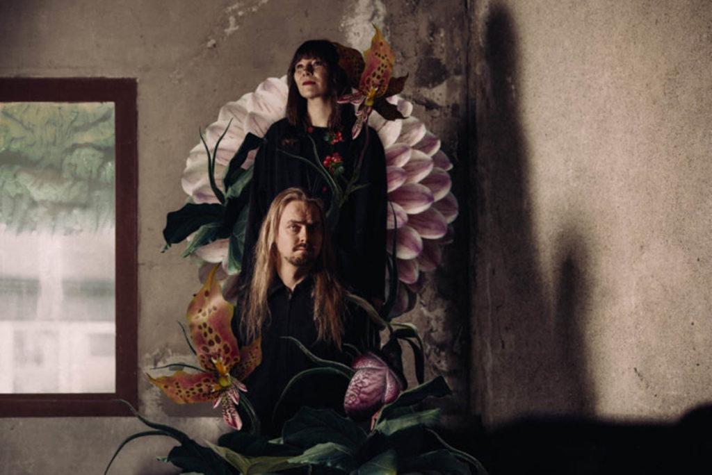 Leagus: Herborg Rundberg og Kristian Svalestad Olstad. Foto: Martin Losvik