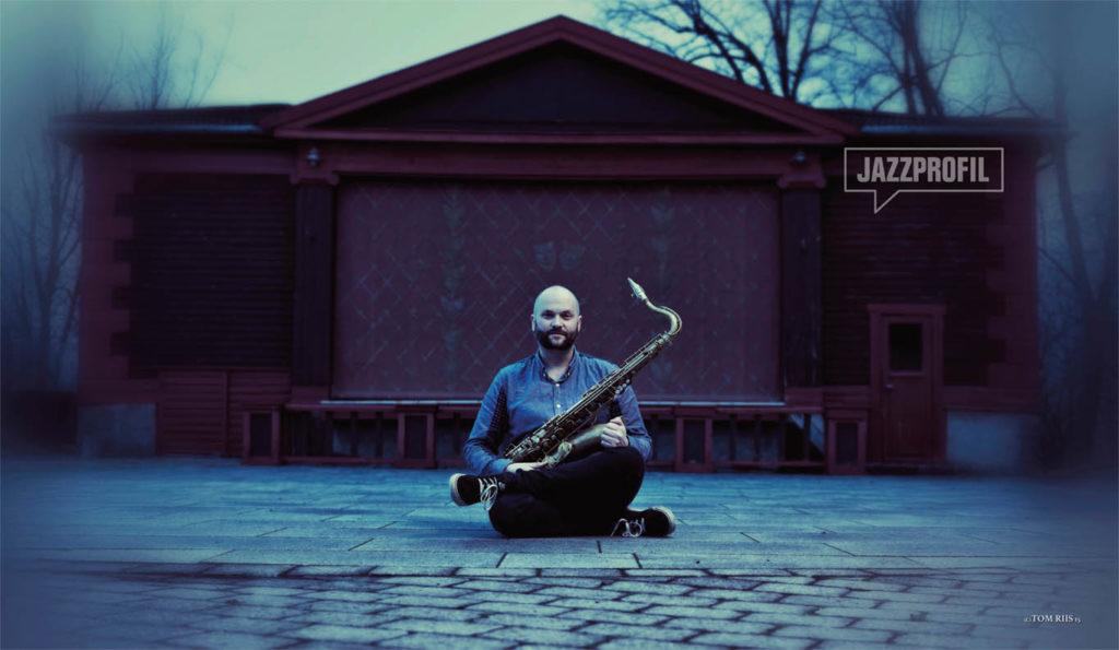 André Kassen. Foto: Tom Riis