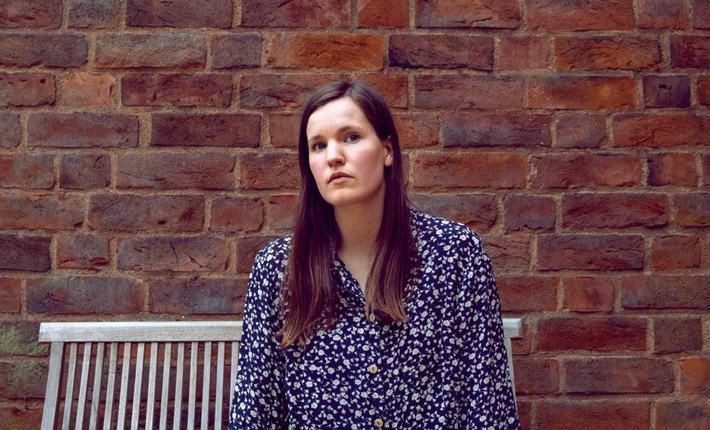 Henriette Eilertsen utkommer denne helgen med albumet Poems for flute og spiller på Kafé Hærverk. Foto: Jenny Berger Myhre