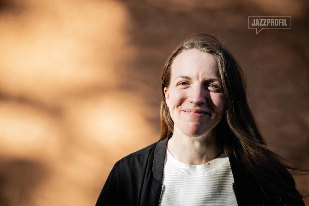 Tina Lægreid Olsen. Foto: Morgane Fauconnier