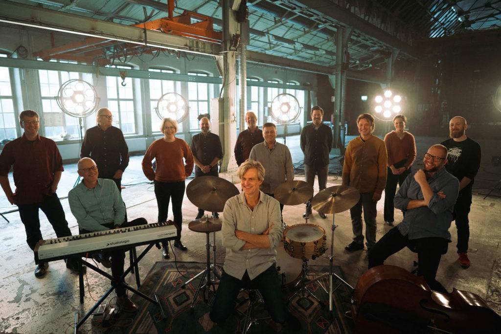 Scheen Jazzorkester (pressefoto)