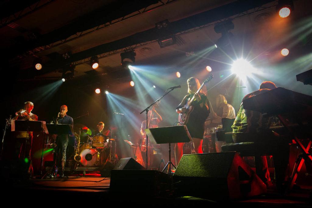 Ingebrigt Håker Flatens Tingingsverk (EXIT) KNARR. Foto: Runhild Heggem/Vossa Jazz