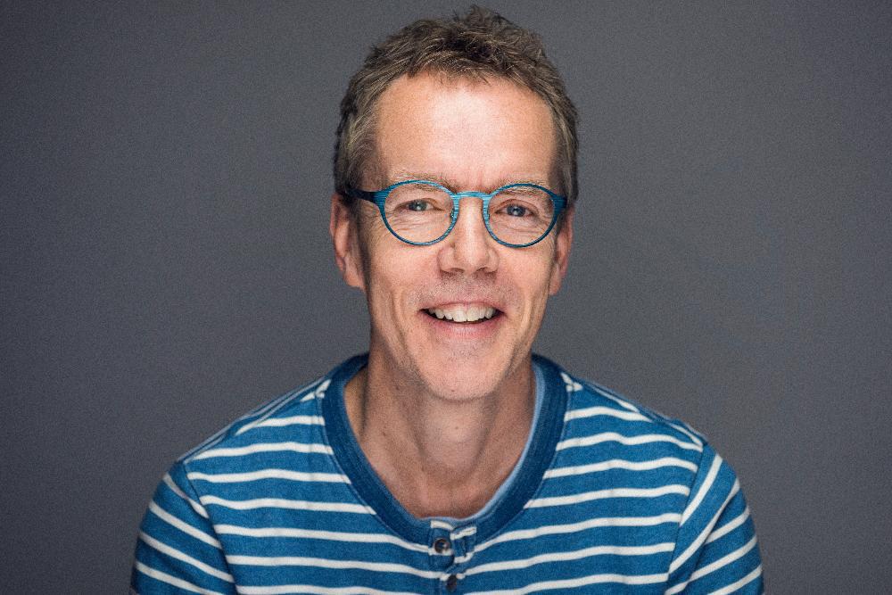 Trond Kopperud (1961 - 2021). Foto: BERRE