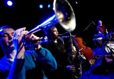 Ung jazzjam på Kongsberg