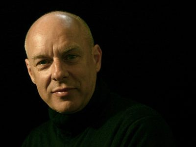 Brian Eno kurator for Punkt 2012