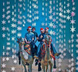 Ekstravagant julekonsert