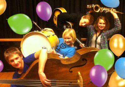 Improbasen – unge jazzutøvere i sentrum
