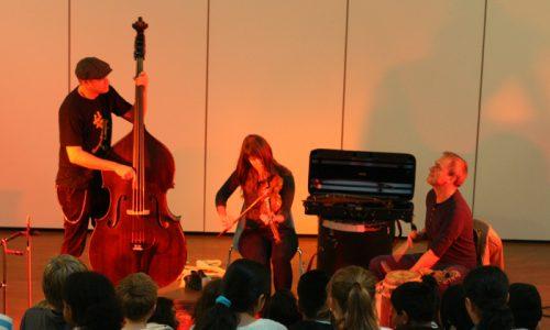 Musikalsk oppdragelse