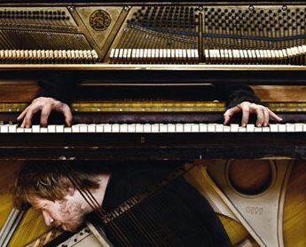 Pianothon på Victoria