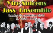 Jazzkafe med Ytre Suløens jass-Ensemble