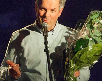 Buddy-prisen til Jan Gunnar Hoff
