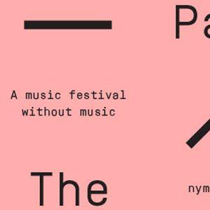 Musikkfestival uten musikk