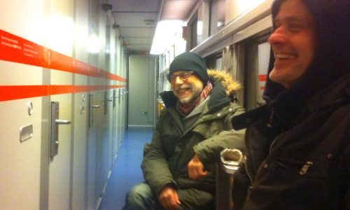 Jøkleba tar toget med ny plate