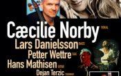 Cæcilie Norby/Danielsson/Fejan Terzic/Hans Mathisen/Petter Wettre.